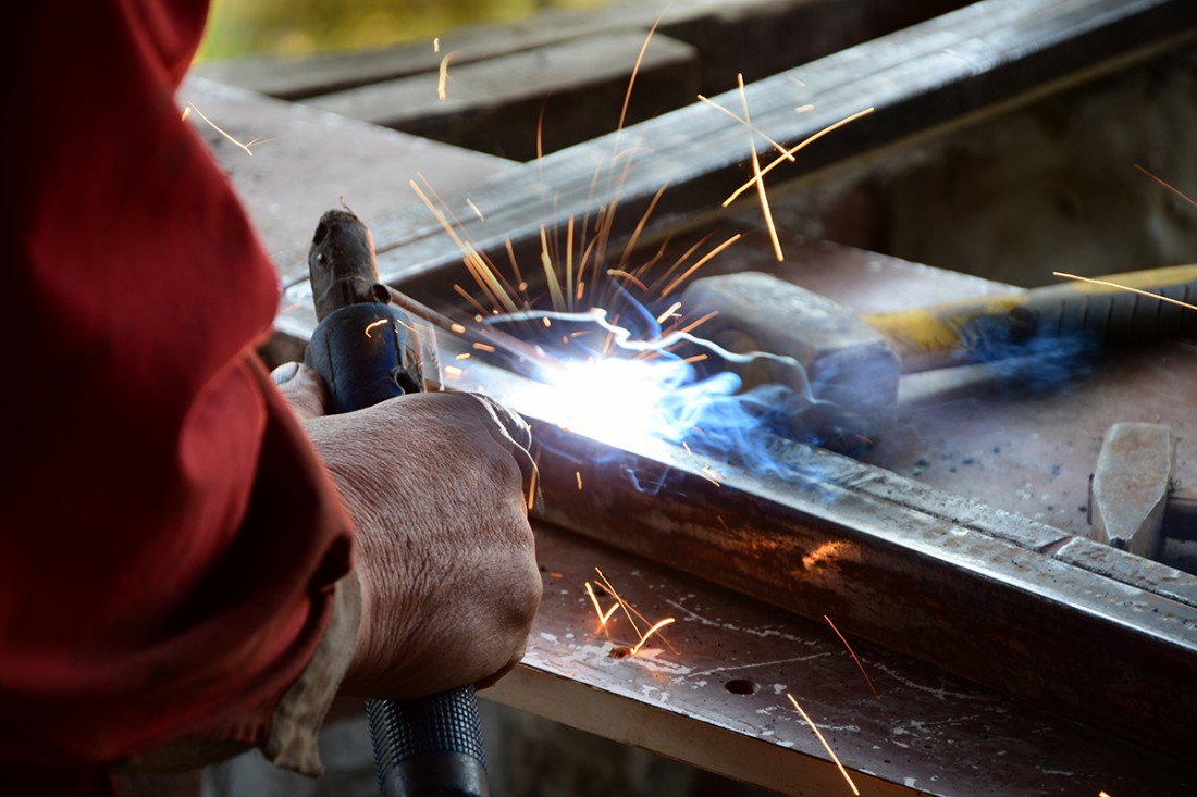 Experienced Structural Steel Fabricator Welders - North-West